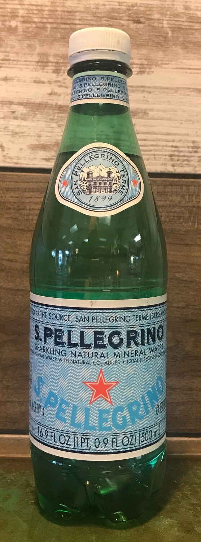 San Pelligrino Bottles