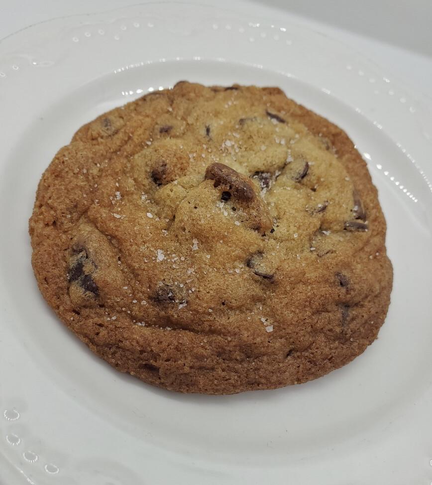 Bourbon Pecan Cookie