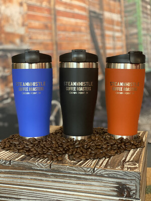 Steamwhistle Travel Mugs