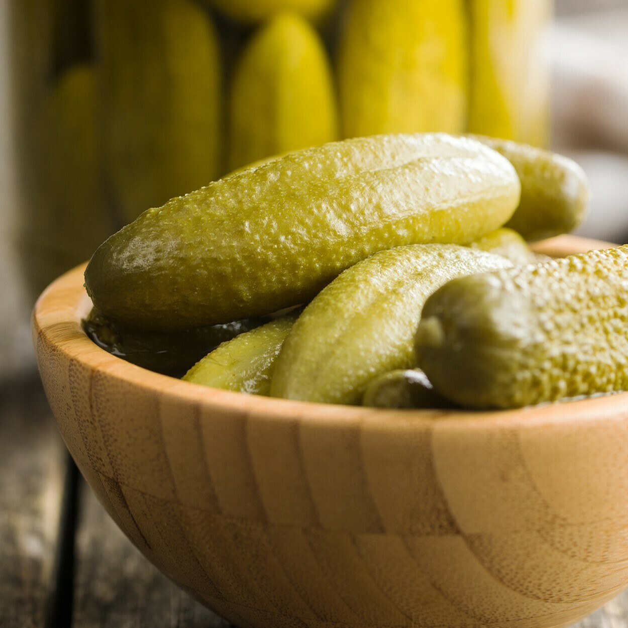PICKLED CUCUMBERS (RUSSIAN STYLE), 500 GR