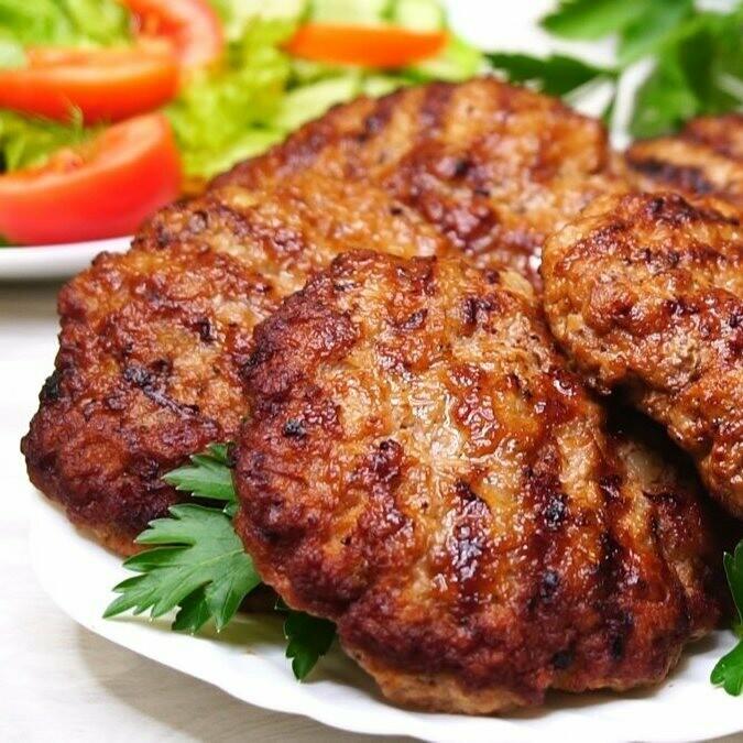 HOMEMADE CUTLET (PORK + CHICKEN)