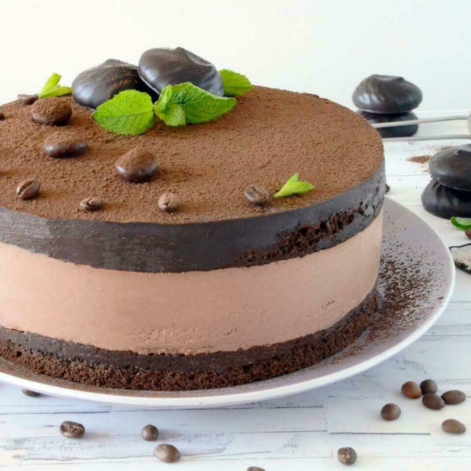 MOUSSE CAKE (UNDER THE ORDER)