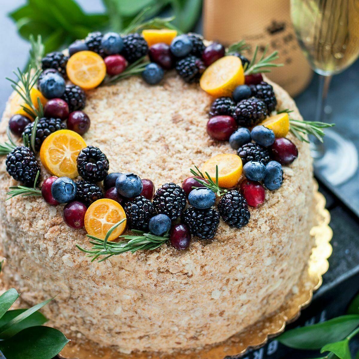 NAPOLEON CAKE (UNDER THE ORDER)
