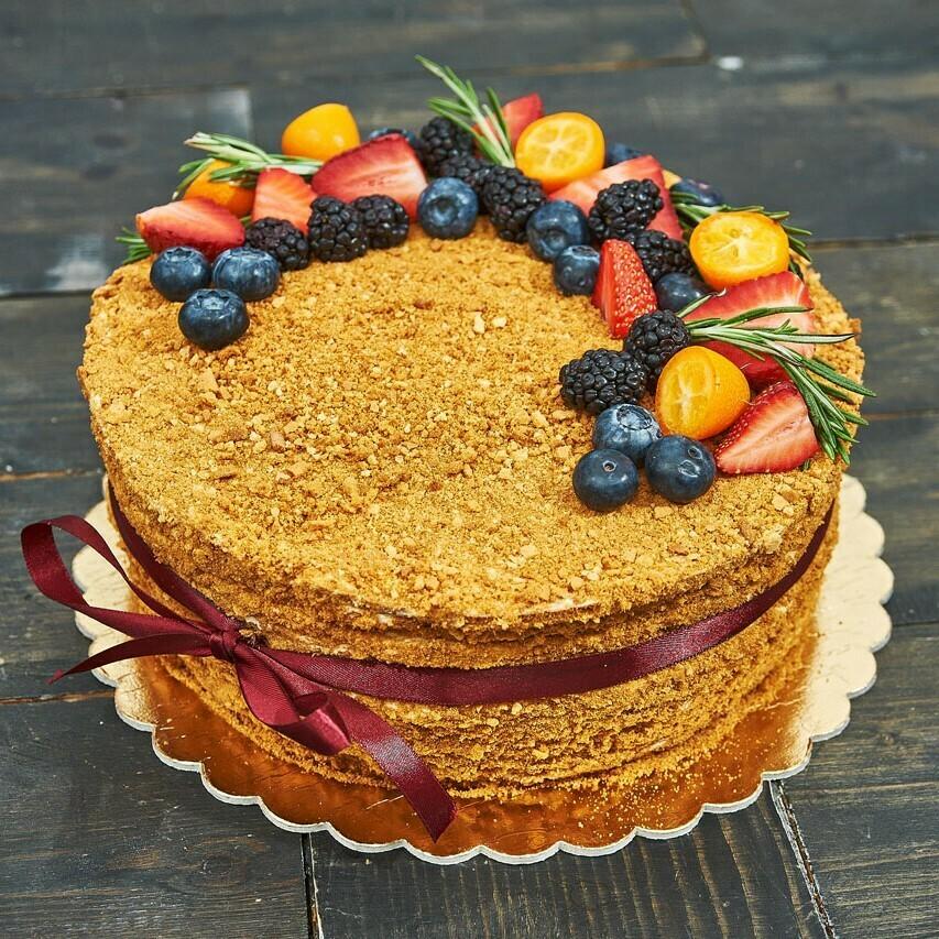 HONEY CAKE (UNDER THE ORDER)