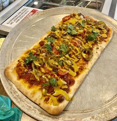 Taco Bout Flatbread