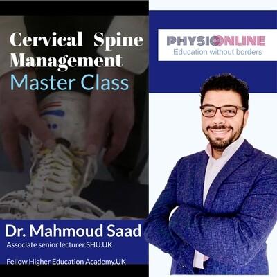 Cervical spine management.Master class. Certificate