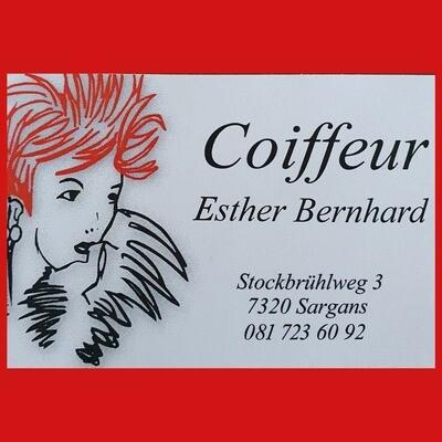 Gutschein Coiffeur Esther Bernhard