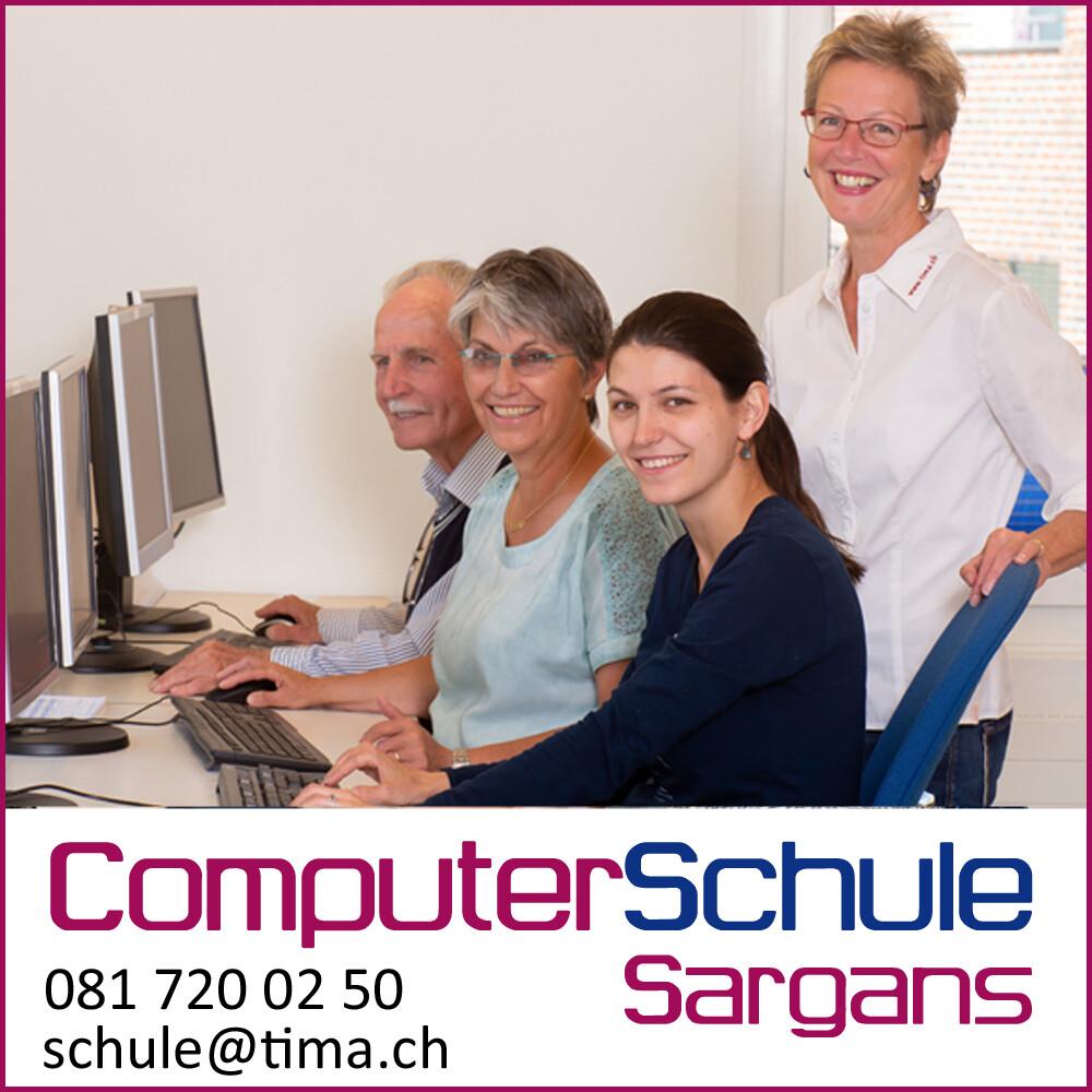 Gutschein Computer Schule Sargans