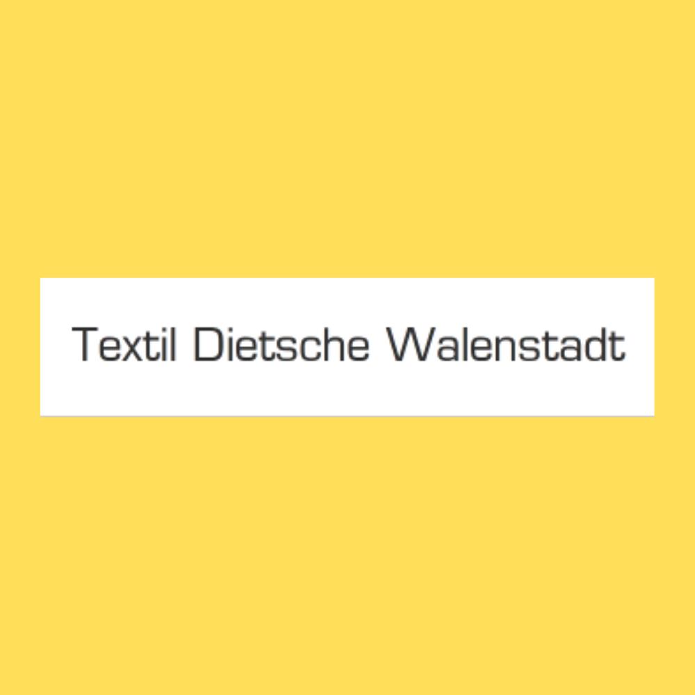 Gutschein Textil Dietsche Walenstadt