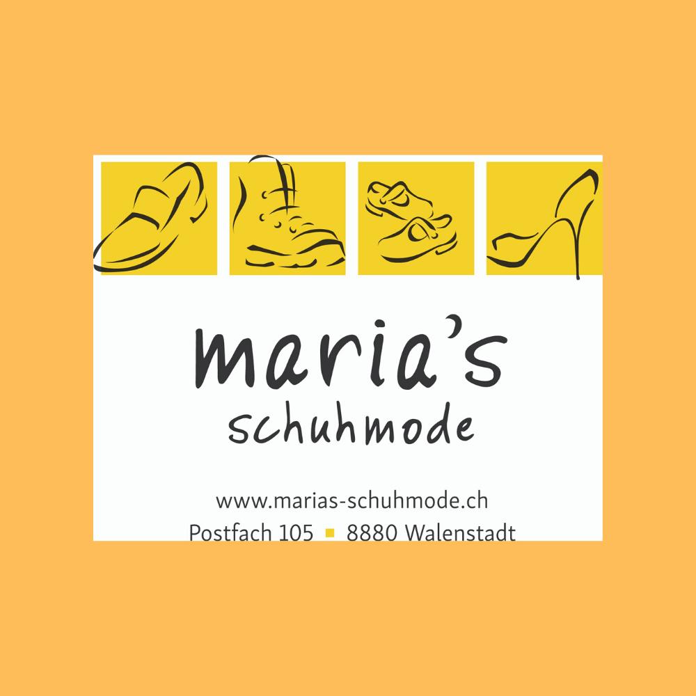 Gutschein Maria's Schuhmode