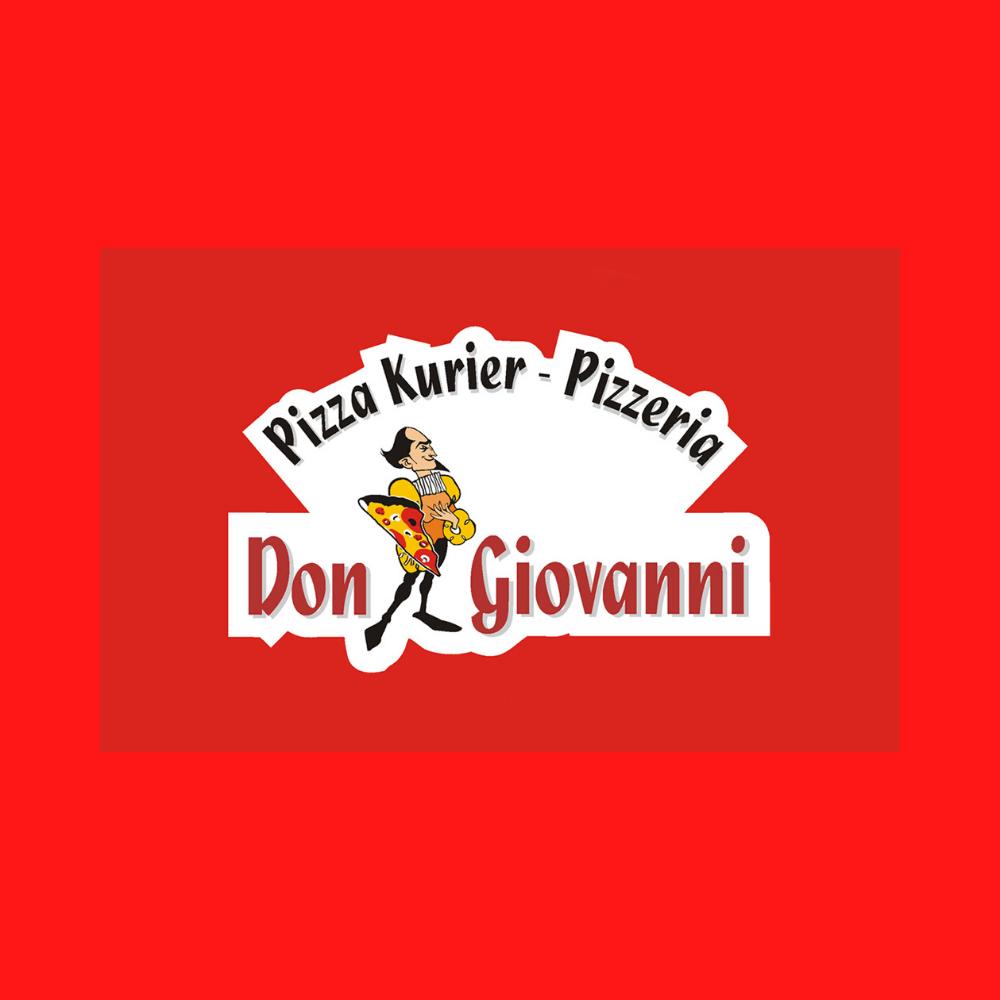 Gutschein Pizza Kurrier-Pizzeria Don Giovanni