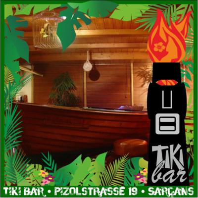 Gutschein Tiki Bar Sargans