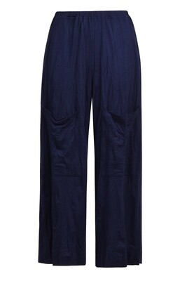 Alembika cropped Knit pocket pant