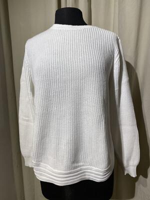 Kokun - White Ridge Sweater