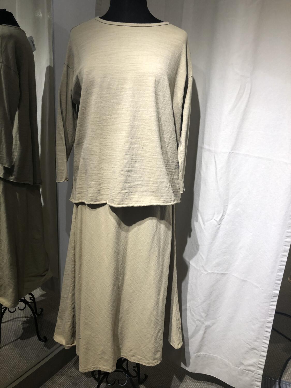 CP Shades Seaweed Tonya Skirt