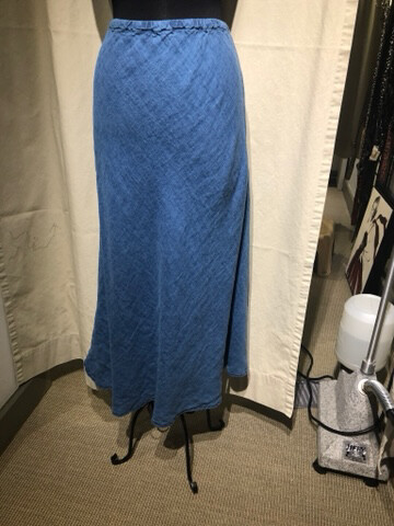 CP Shades Blue Tonya Skirt