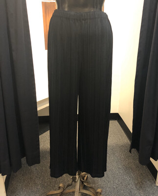 Issey Miyake Black Pants