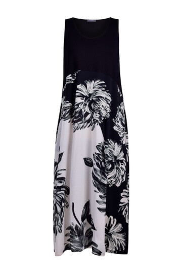Alembika Dahlia Sleeveless Maxi Dress