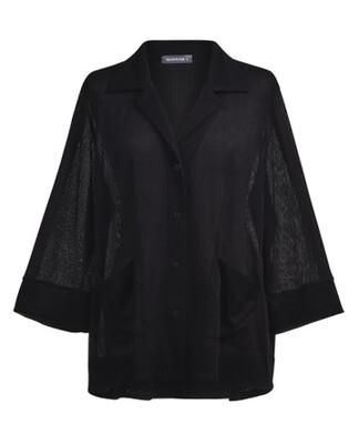 Alembika Long Sleeve Button Down Shirt