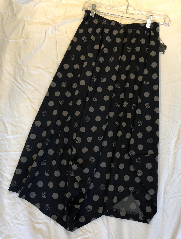 Porto Latte Dot Calder Skirt