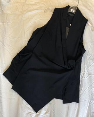 Porto Black Byron Vest