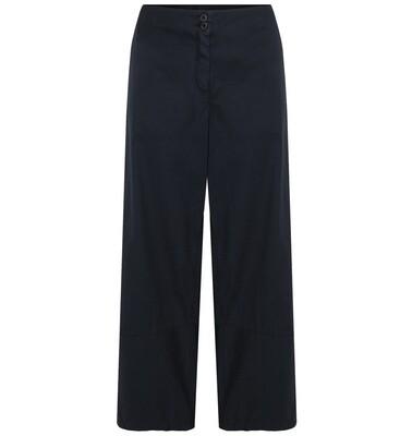 Elemente Clemente Navy Cotton Onia Pants