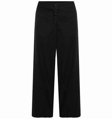 Elemente Clemente Black Cotton Onia Pants