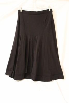 Matthildur Black Skirt