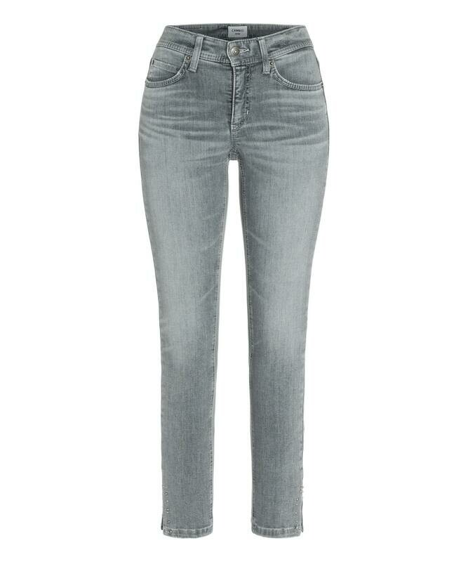 Cambio Light Gray Parla Jeans