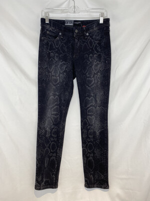 Cambio Black Snake Parla Jeans