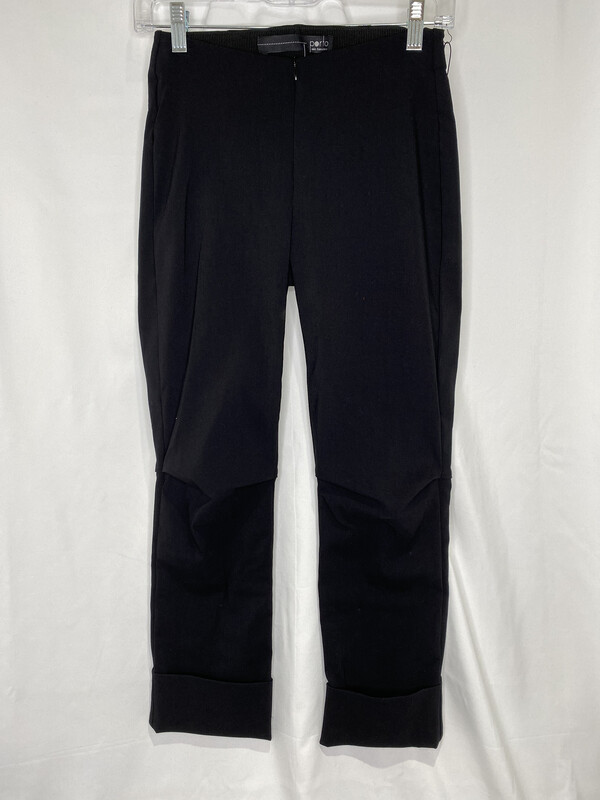 Porto Black Vespa Pants