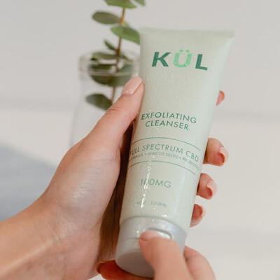 KUL Skincare Exfoliating Cleanser