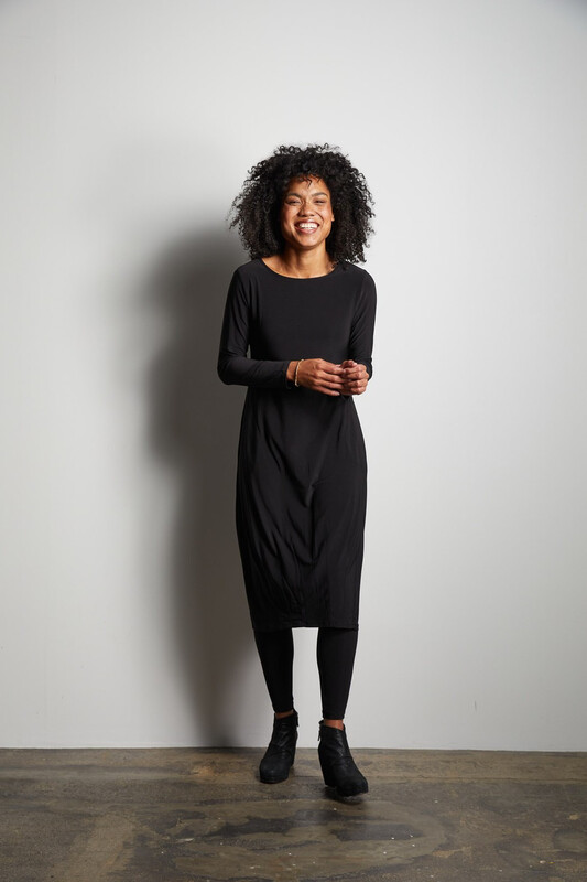 Liv Black Willow Dress