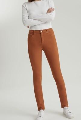 Yoga Jeans Rachel Skinny in Ginger