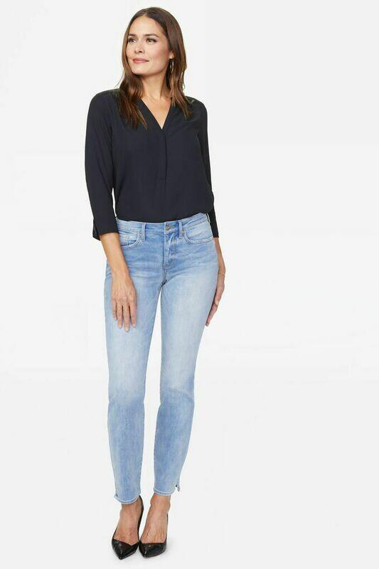 NYDJ Biscayne Slim Straight 360 Curves Jeans
