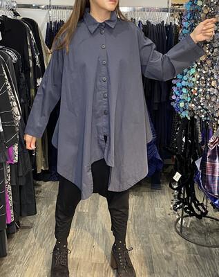 Dress To kill Slate Step Shirt