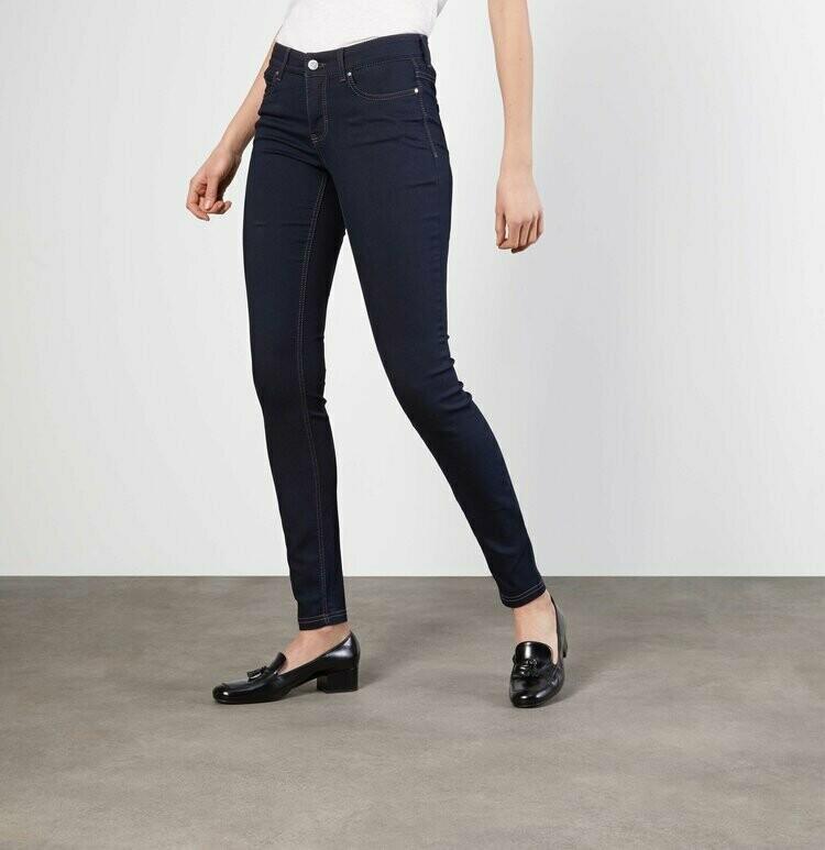 Mac Jeans Dark Rinsewash Dream Skinny Jeans