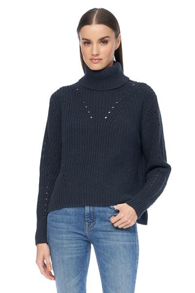 360 Cotton Midnight Nikole Sweater
