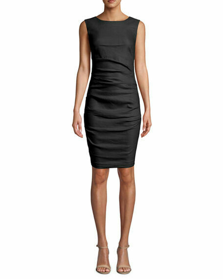 Nicole Miller Ponte Dress