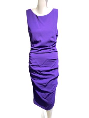 Nicole Miller Tech Jersey Dress
