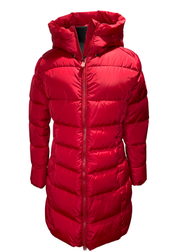 Save the Duck Hooded Puffer Mega Coat