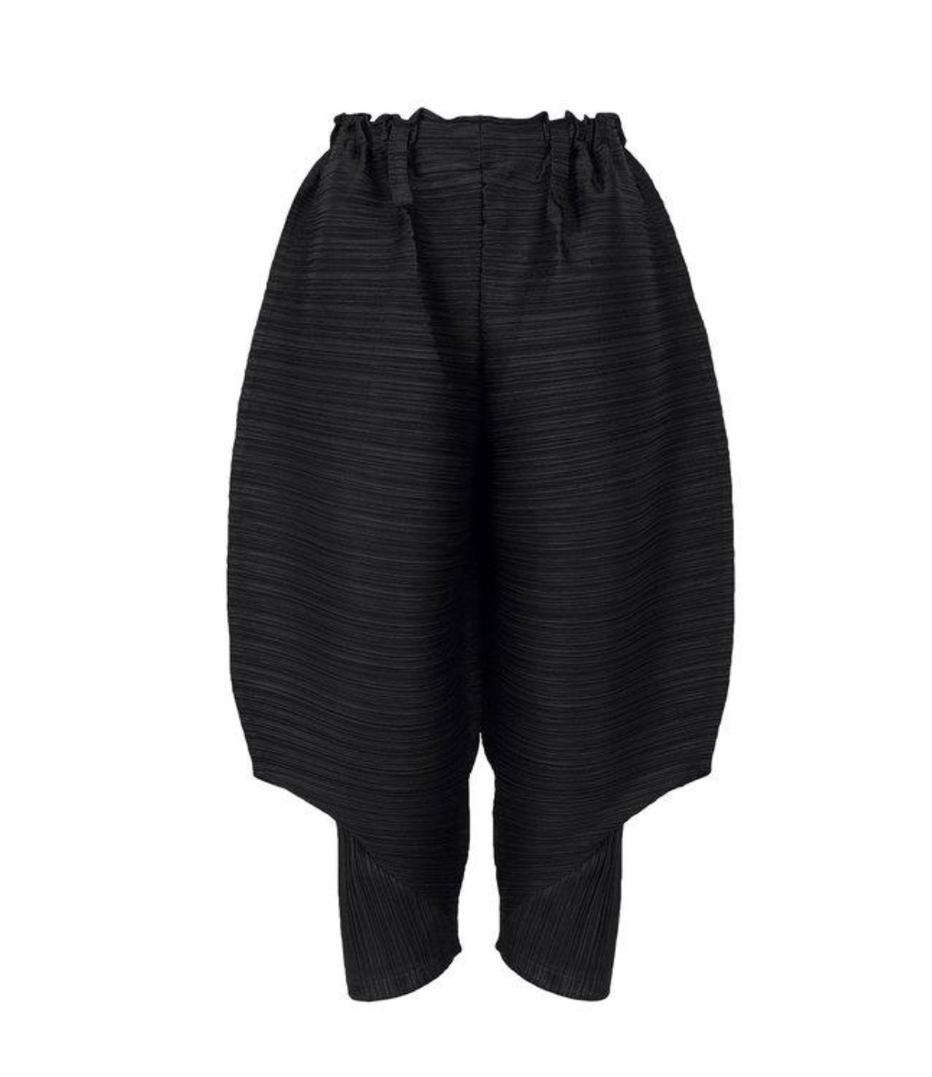 Pleats Please by Issey Miyake Geometric Pants