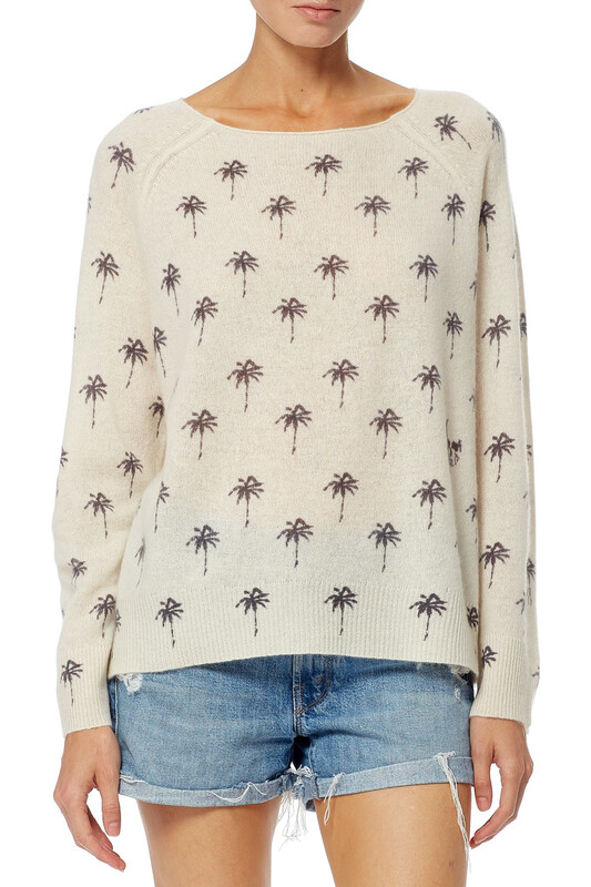 360 Cashmere Palm Sweater