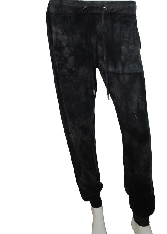 French Kiss Softstretch Jogger Pant Onyx