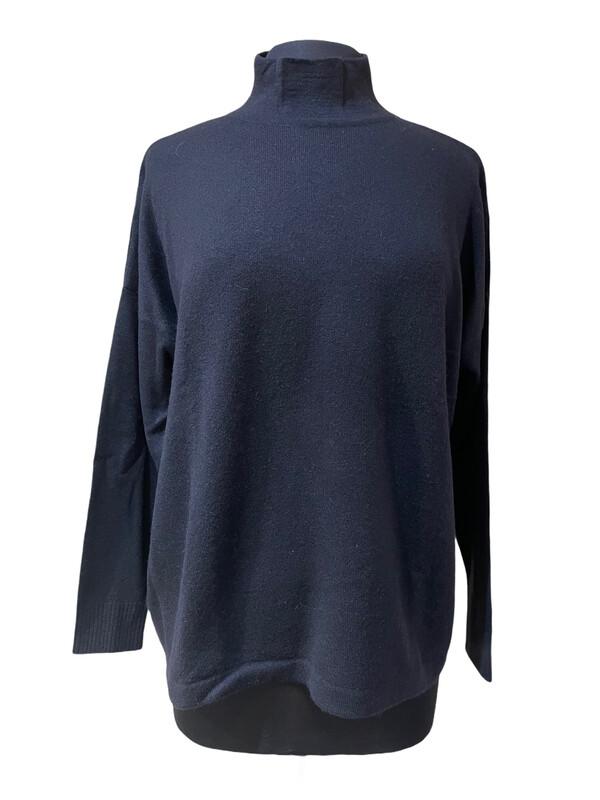 Olivia Turtleneck Sweater by Plush Cashmere