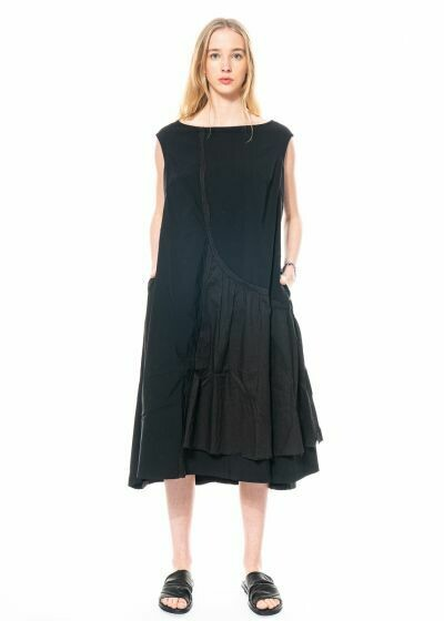 Rundholz Black Label Dress Black