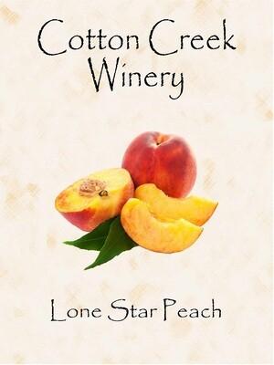 Lone Star Peach