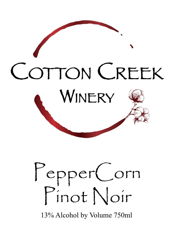PepperCorn Pinot Noir