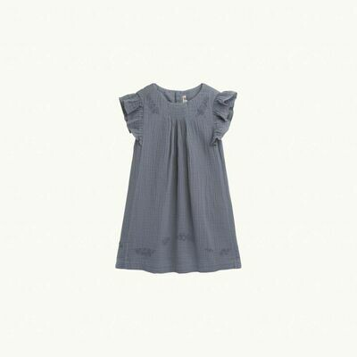 NILUNEA DRESS EMBRODERIE