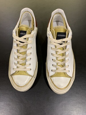 STARLESS LOW WHITE/GOLD